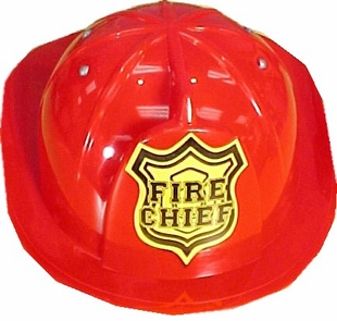 Child Fireman Hat - SOLD OUT