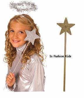 Child's Star Wand - CHOOSE COLOR