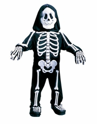 Child Skeleton Costume - Skelebones