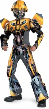 Child Transformers  Movie Bumblebee Costume - sold out