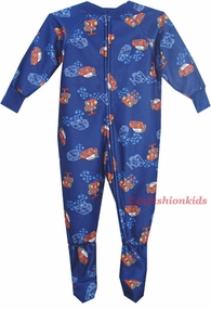 Childrens Blanket Sleepers - SIZE 6 MONTH