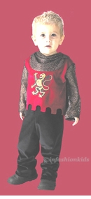 Childrens Halloween Costumes - Heir To The Throne