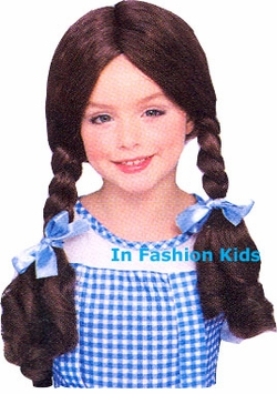 Childs Dorothy Wig - The Wizard of Oz