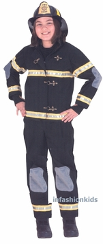 Childs Fireman Costume - SOLD OUT