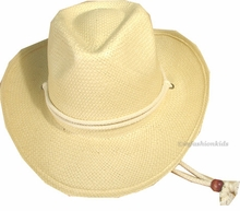 Childs Western Hat -  Cowboy Hat Tan - SE