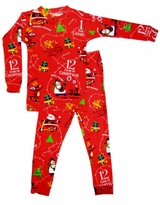 Christmas Pajamas - 12 Days of Christmas Boys