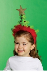 Christmas Tree Musical Headband