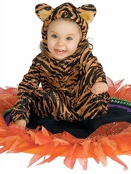 CLEARANCE Baby Circus Costume - Tiger w/ Blanket