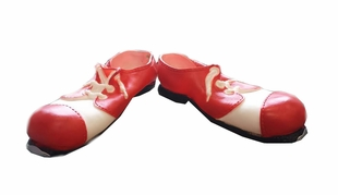 Clown Shoes - Preteen To Adult Size