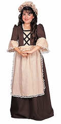 Colonial Girl Costume - A Great Costume