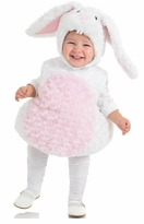 Costumes : White Rabbit Pink Belly Babies, Bunny Costume - Out of Stock