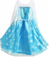 Frozen Queen Elsa Costume