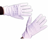 Deluxe White Theatrical Gloves