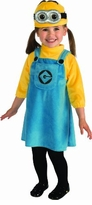 Despicable Me 2 Female Minion Costume,