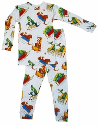 Dinosaurs Say Good Night Pajamas - SOLD OUT