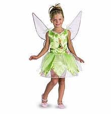 Disguise Tinkerbell Costume - sz 7/8 available  SALE