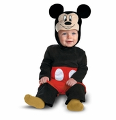 Disney Character Costumes : Infant Mickey Costume