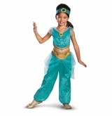 Disney Costumes :  Jasmine Sparkle Deluxe - sold out