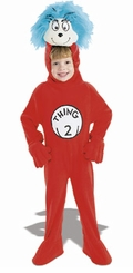 Dr Seuss Thing 2  Costume