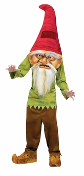 Evil Gnome Costume for Kids - Out of Stock
