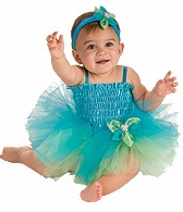 Fancy Infant Tutu Dress Costume