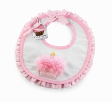 First Birthday Bib -  Cupcake  - SOLD OUT -