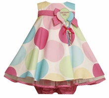 First Birthday Dress - Birthday Girl Dots and Bloomer sold out