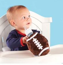 Football Bottle Hugger by Mud Pie -sold out