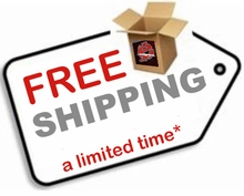 FREE SHIPPING ON GROUND ORDERS OVER $75  - click for detail