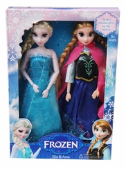Princess Doll Set - 11 inch Inspired Princess Dolls - include both dolls