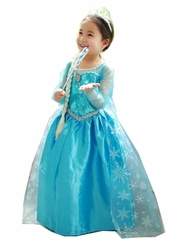 Frozen Costume - Elsa Costume Dress