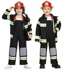 Fun World Fire Chief Toddler Costume