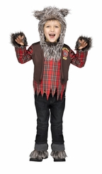 Fun World Little Boy's Li'l Wolf Costume