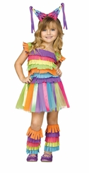 Fun World Party Pinata Girls Halloween Costume