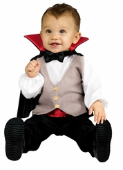 Funworld Little Dracula Baby Halloween Costume