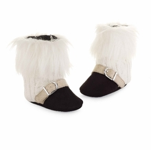 Fur Trimmed Boots