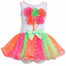 Girl's Birthday Tutu Ballon Party Dress SALE - sold out