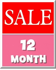 GIRLS 12 MONTH - BARGAINS