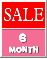 GIRLS 6 MONTH - BARGAINS