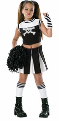 Girls Bad Spirit Halloween Costume-  with Shakers