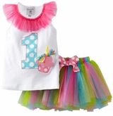 Girls Birthday Dress - Birthday Party -  1st Birthday