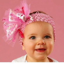 Girls Birthday Headband