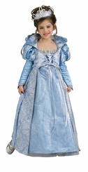 Girls Cinderella Costume - Ultra Deluxe