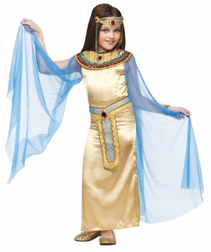 Cleopatra Costume for Girls Egyptian Costume