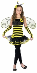 Girls Costume - Honey Bee Costume