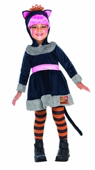 Girls Costume : Lalaloopsy Boo Scaredy Cat Child Costume