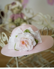 Girls Easter Hat - PINK !