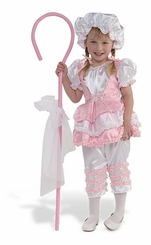 Girls Little Bo Peep Costume -  SE