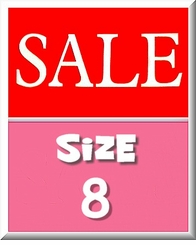 GIRLS SIZE 8 - BARGAINS