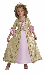 Girls Sleeping Beauty Costume - Super Deluxe SOLD OUT